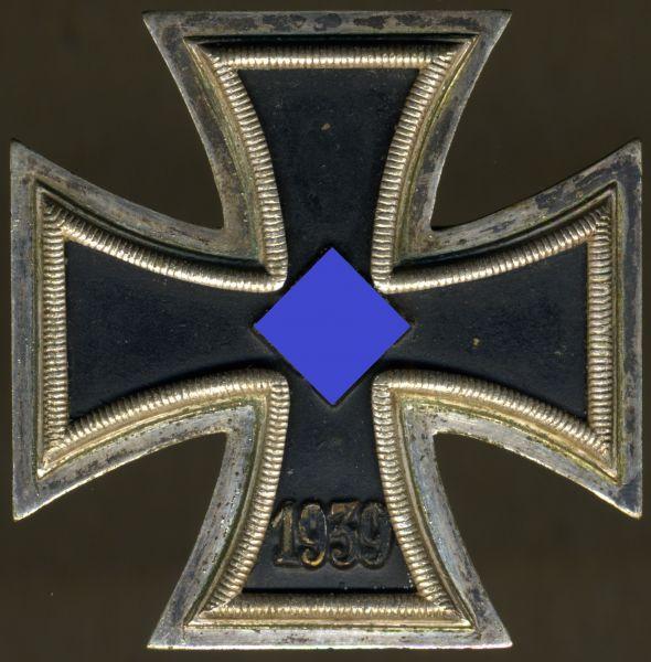 EIsernes Kreuz 1. Klasse 1939 - Steinhauer & Lück / Lüdenscheid
