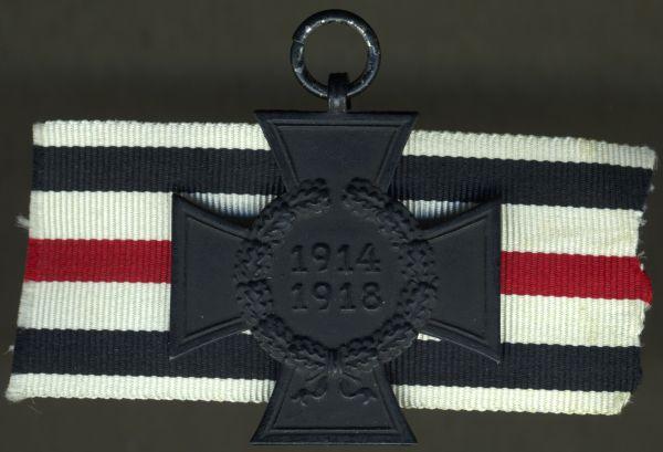 Ehrenkreuz für Witwen & Eltern - Hymmen & Co. / Lüdenscheid