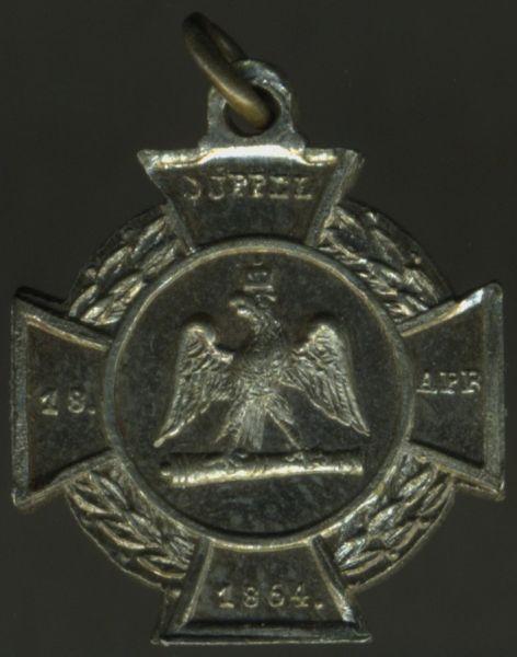 Miniatur - Düppeler Sturmkreuz