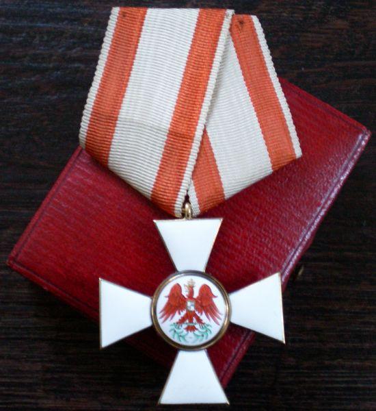 Preußen, Roter-Adler-Orden 3. Klasse mit Etui - Wilm / Berlin