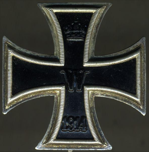 Eisernes Kreuz 1. Klasse 1914 - Meybauer / Berlin