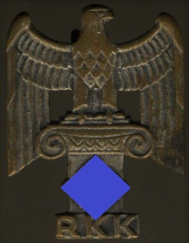 Reichskulturkammer-Mitgliedsabzeichen