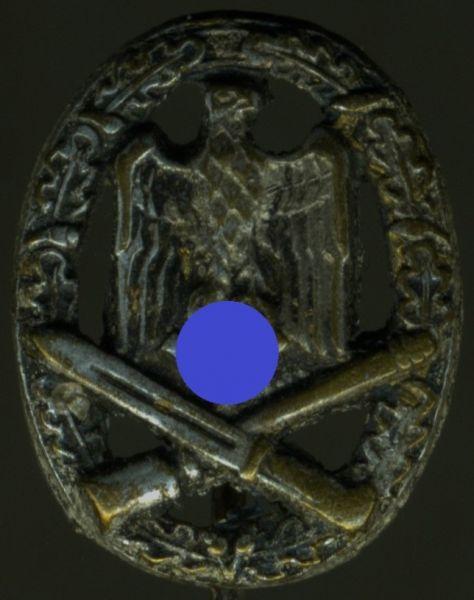 Miniatur - Allgemeines Sturmabzeichen