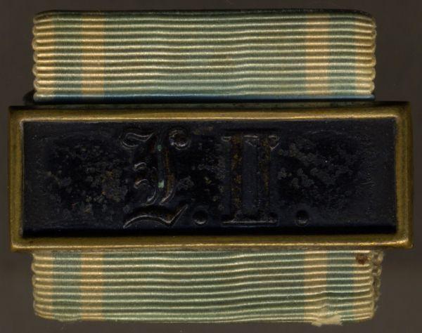 Bayern, Dienstauszeichnung 3. Klasse (1. Modell)