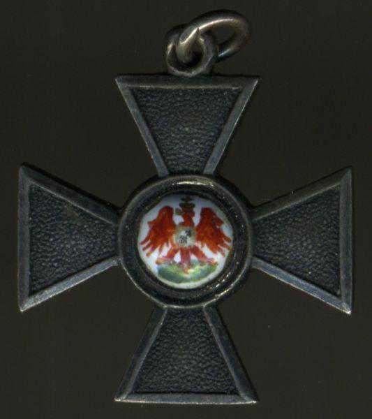 Miniatur - Preußen, Roter-Adler-Orden 4. Klasse