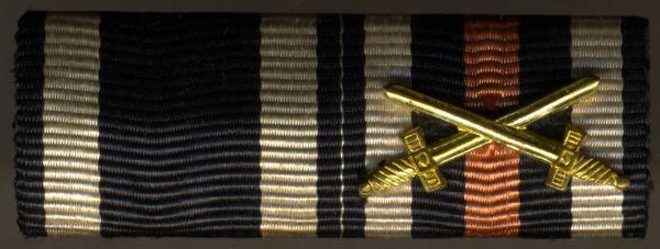2er Feldschnalle eines Weltkriegsveteranen