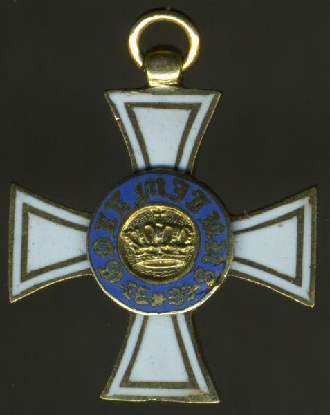 Miniatur - Preußen, Kronenorden