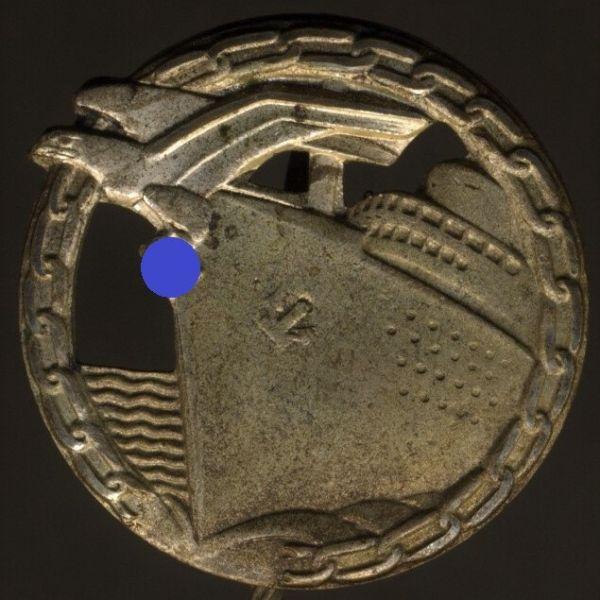 (Halb-) Miniatur - Blockadebrecher-Kriegsabzeichen