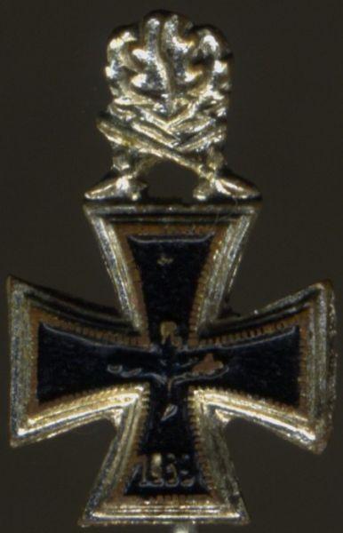1957 - Miniatur - Ritterkreuz des Eisernen Kreuzes 1939 mit Eichenlaub & Schwertern