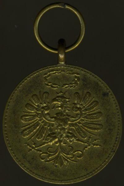 Miniatur - Österreich, (Tiroler) Landesdenkmünze 1914 - 1918