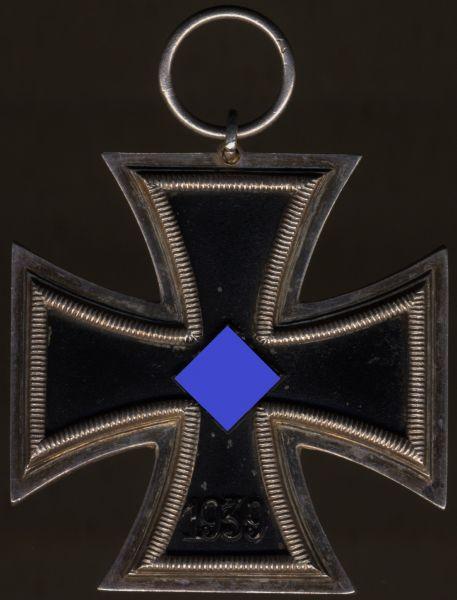 Eisernes Kreuz 2. Klasse 1939 - Deschler & Sohn / München