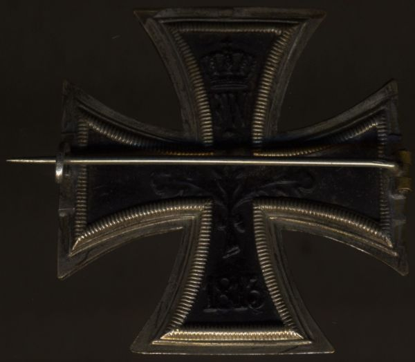 Eisernes Kreuz 1914 - Umbau (!)