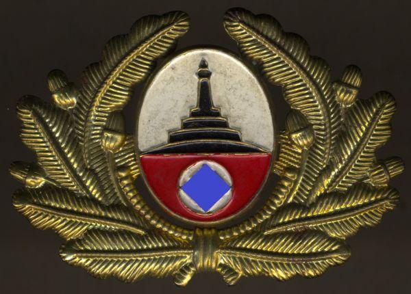 Reichskriegerbund-Mützenabzeichen