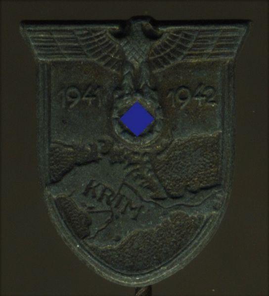 Miniatur - Krimschild