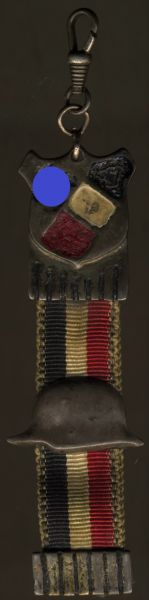 Zipfel eines NS-Kriegerbundes
