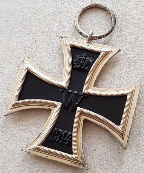 Eisernes Kreuz 2. Klasse 1914 - Prachtexemplar (!)