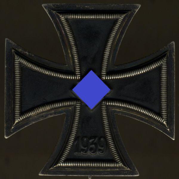 Eisernes Kreuz 1. Klasse 1939 - Alois Rettenmeyer / Schwäb. Gmünd