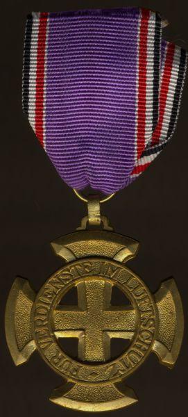 1957 - Luftschutz-Ehrenzeichen 1. Stufe