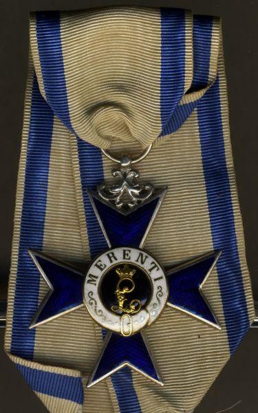Bayern, Militär-Verdienstkreuz (1. Modell)