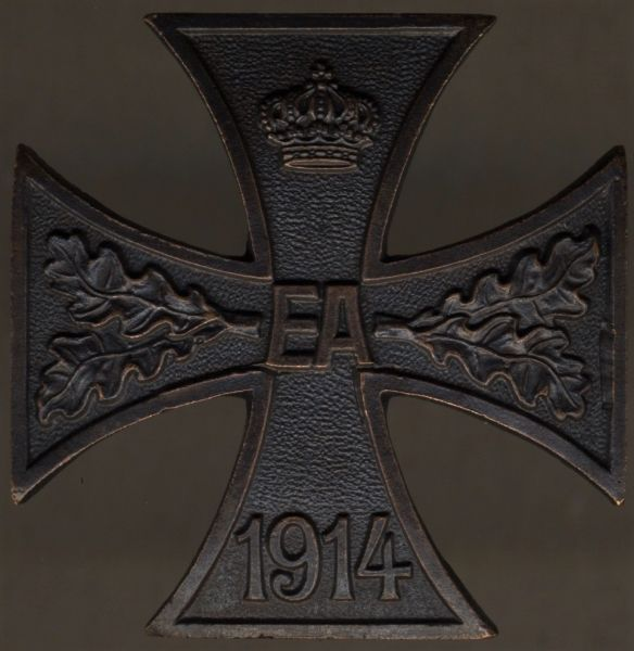 Braunschweig, Kriegsverdienstkreuz 1. Klasse