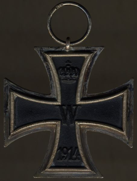 Eisernes Kreuz 2. Klasse 1914 - Sy & Wagner / Berlin
