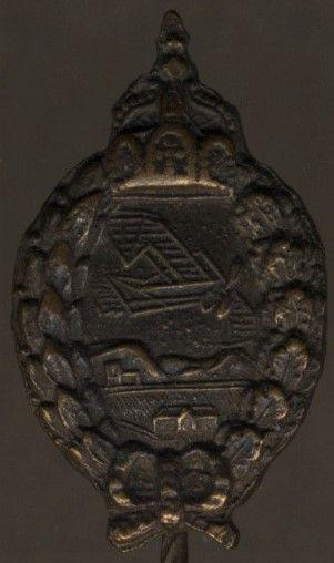 Miniatur - Abzeichen für Militär-Flugzeugführer