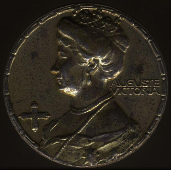 Preußen, Samariter-Medaille (1914) - KMST