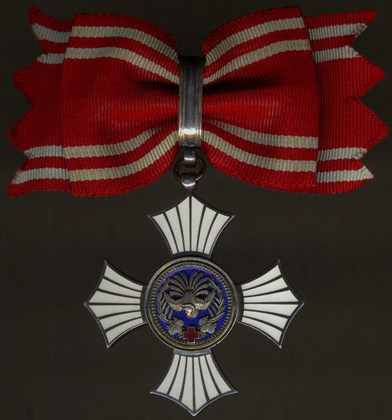 Japan, Orden des Roten Kreuzes 2. Klasse
