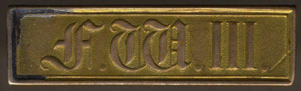 Preußen, Dienstauszeichnung 1. Klasse (1. Modell) - Sy & Wagner / Berlin