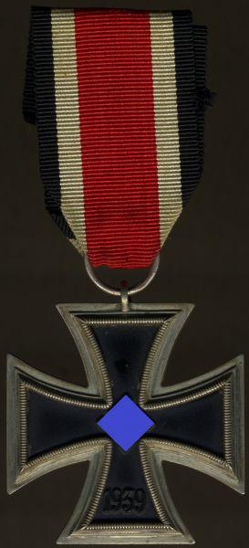 Eisernes Kreuz 2. Klasse 1939 - Rudolf Souval / Wien