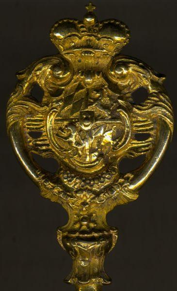 Kurpfalz Bayern (!), Kammerherrenschlüssel (Kurfürst Maximilian III. Joseph)