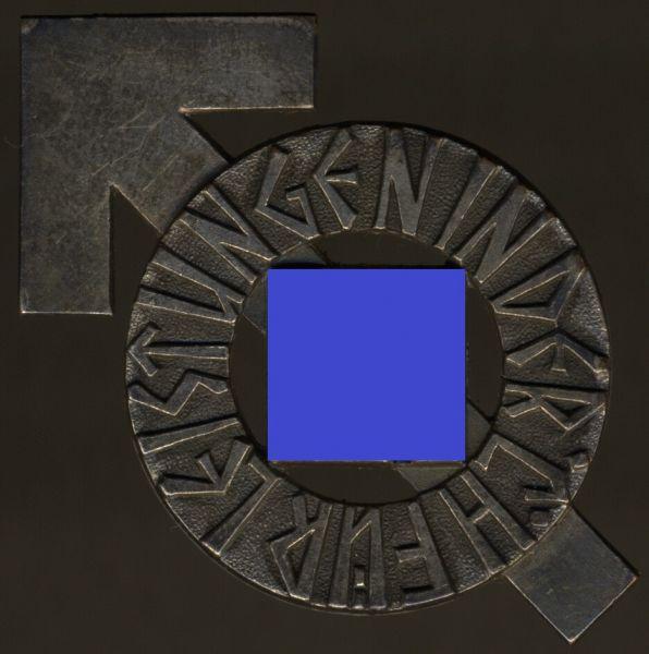 HJ-Listungsabzeichen in Silber - Karl Wurster / Markneukirchen - Matrikelnr.: 46019