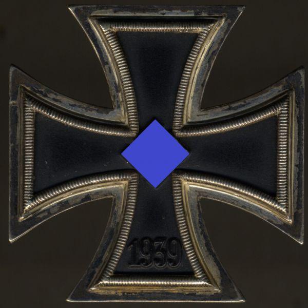 Eisernes Kreuz 1. Klasse 1939 - Wächtler & Lange / Mittweida