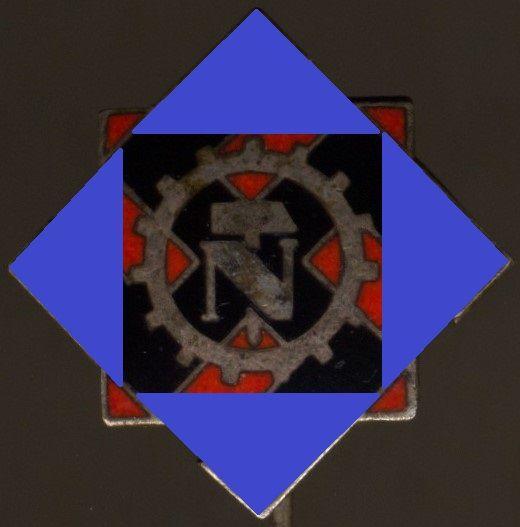 TeNo-Zivilabzeichen - Matrikelnr.: 25571