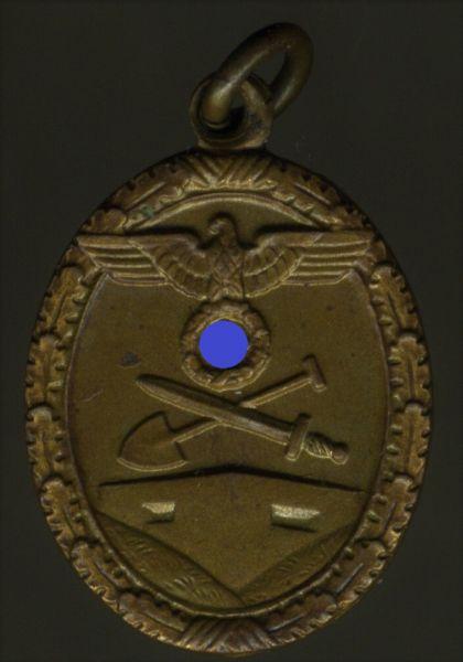 Miniatur - Schutzwall-Ehrenzeichen