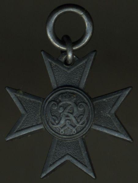 Miniatur - Preußen, Verdienstkreuz für Kriegshilfsdienst