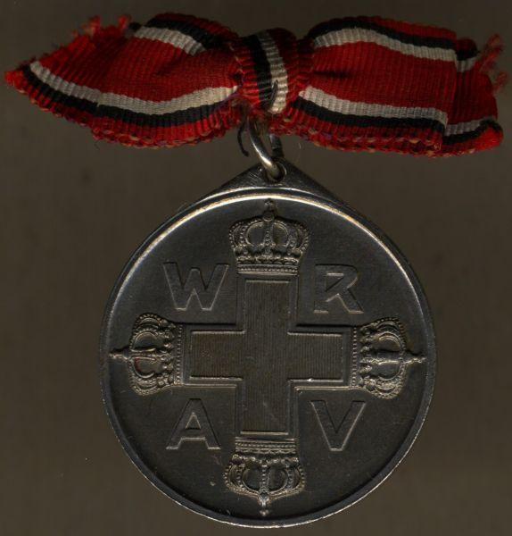 Preußen, Rote-Kreuzmedaille 3. Klasse