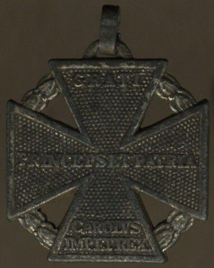 Miniatur - Österreich, Karl-Truppenkreuz