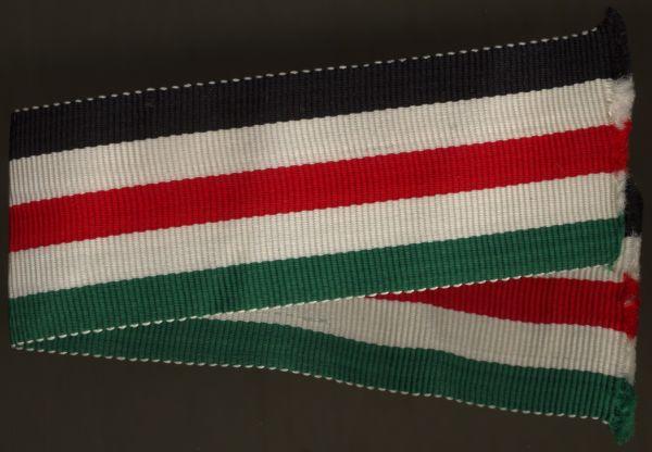 Band zur Deutsch-Italienischen Feldzugsmedaille Afrika