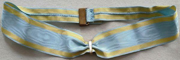 Halsband zum Sachsen, Militär-St. Heinrichs-Orden-Ritterkreuz