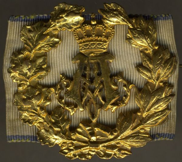 Prinz-Alfons-Erinnerungsabzeichen für Verdienste um das Schützenwesen