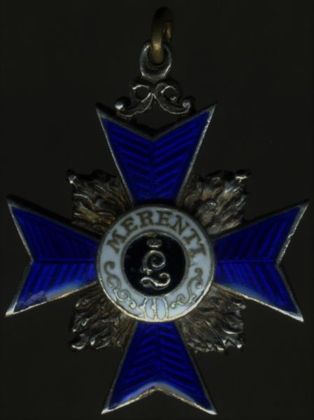 Miniatur - Bayern, Militär-Verdienstorden 4. Klasse - J. Godet & Sohn / Berlin