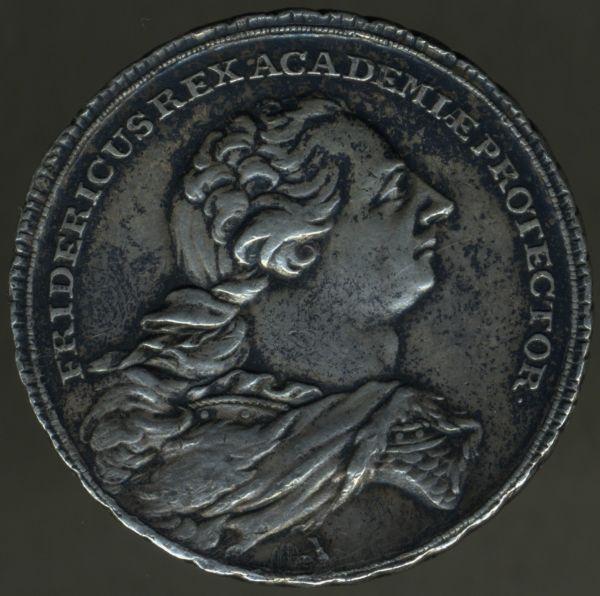 Preußen, Preismedaille der Akademie der Wissenschaften (1766)