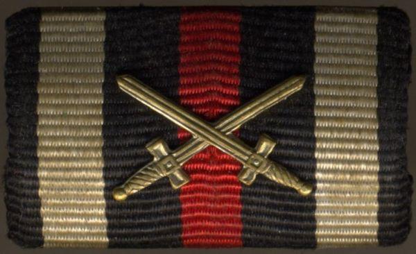 Einzelfeldschnalle - Frontkämpferehrenkreuz
