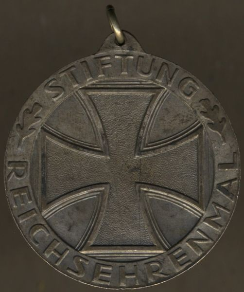 Medaille auf die Einweihung des Reichehrenmals (Tannenberg-Nationaldenkmal)