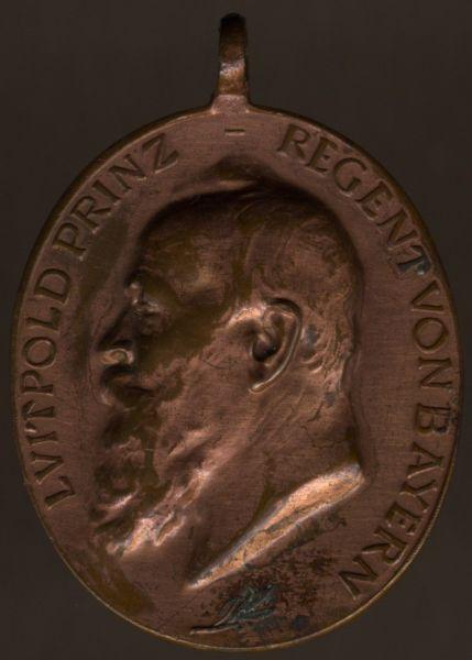 Bayern, Prinzregent Luitpold-Medaille in Bronze