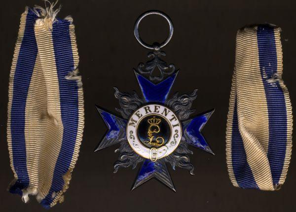 Teilnachlass des Militär-Max-Joseph-Orden-Ritters Oberst Theodor Ritter von Herrmann