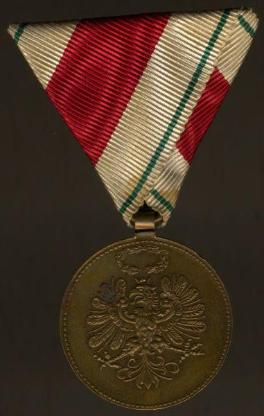 Österreich, (Tiroler) Landesdenkmünze 1914 - 1918