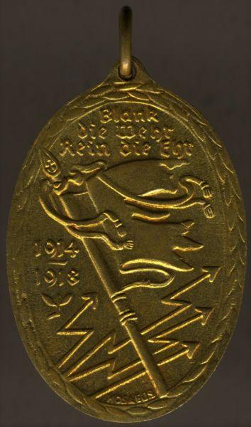Kyffhäuserbund-Denkmünze für 1914/18