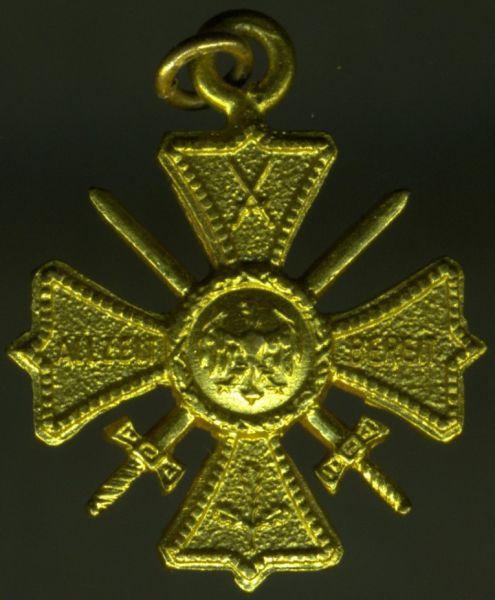Miniatur - Regimentskreuz